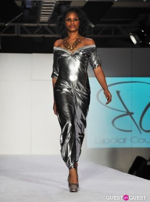 keino akeem-glennie in NY Fame Fashion Week Charity Benefit