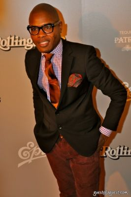 keino benjamin in Shakira Album Launch Party
