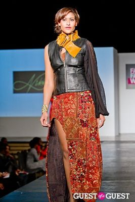 keino glennie in Fame Rocks Fashion Week 2012 Part 11