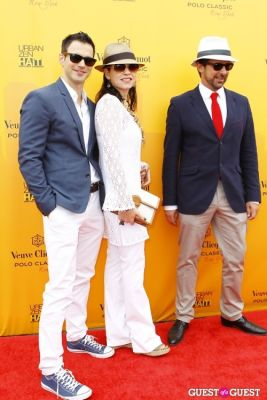 keith lieberthal in Veuve Clicquot Polo Classic at New York