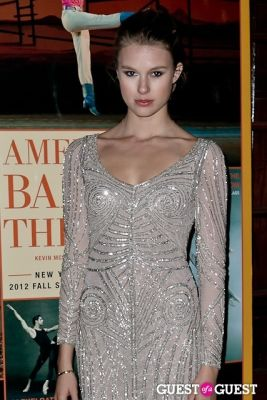 keke lindgard in American Ballet Theatre Opening Night Fall Gala