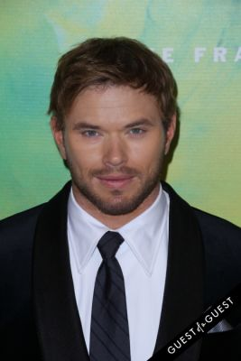 kellan lutz in Fragrance Foundation Awards 2014