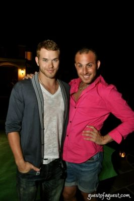 kellan lutz in Social Life Party