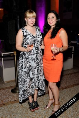 leonor palao in Metropolitan Museum of Art Young Members Party 2015 event
