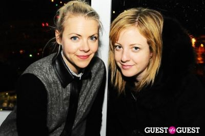 kelley culp-and-erica-blumenthal in Details and Lacoste Present 'Street Knowledge' Book Launch