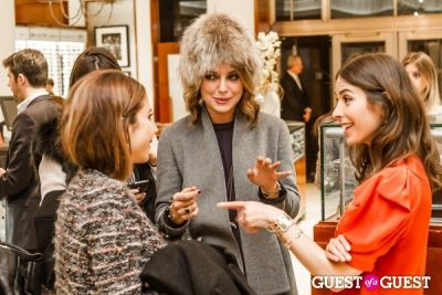 kelley framel in Phillips House Event With Kate Davidson Hudson and The Glamourai