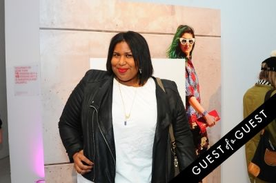 kellie brown in Refinery 29 Style Stalking Book Release Party
