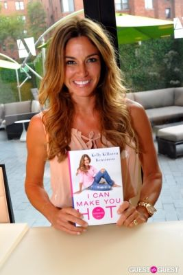 Kelly Bensimon Book Party With Gilt City