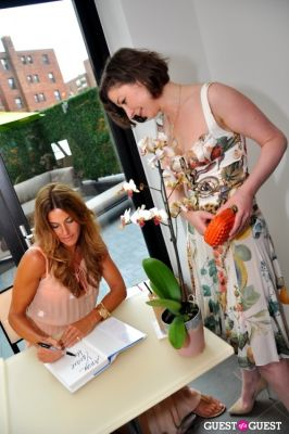 kelly bensimon in Kelly Bensimon Book Party With Gilt City