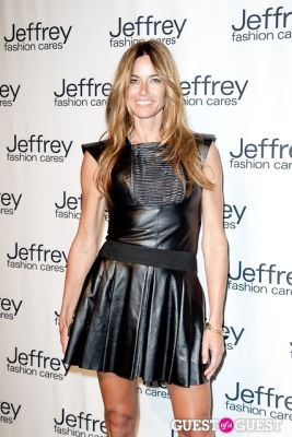 kelly bensimon in Jeffrey Fashion Cares 10th Anniversary Fundraiser