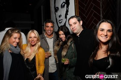mark gonzalez in Natalie Mackey's birthday at the Jimmy