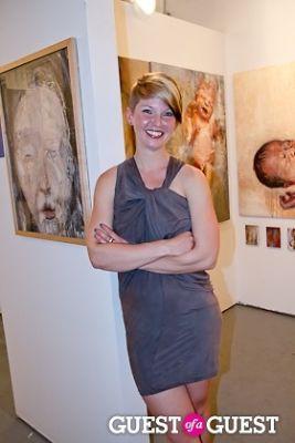 kelly burke in New York Academy of Art 2012 Tribeca Ball
