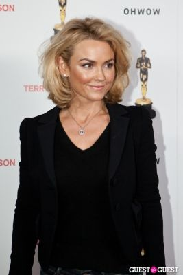 kelly carlson in Terrywood - Terry Richardson Gallery Opening