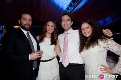 "brian brewer in Cancer Research Institute Young Philanthropists ""Night in White"""