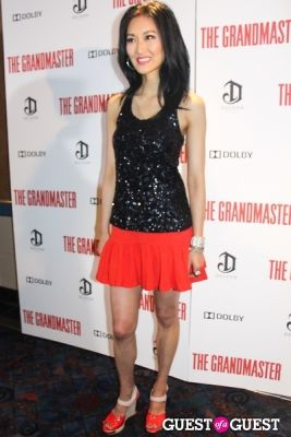 kelly choi in The Grandmaster NY Premiere