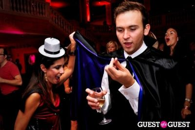 tommy mcfly in Washington Ballet Dracula Soiree