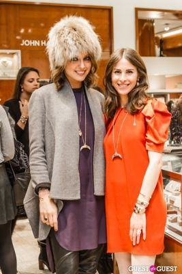 kelly framel in Phillips House Event With Kate Davidson Hudson and The Glamourai