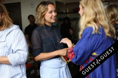 kelly fremel in Guest of a Guest & Cointreau's NYC Summer Soiree At The Ludlow Penthouse Part I