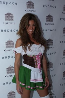 kelly killoren-bensimon in 8th Annual Masquerade Ball at Capitale at Espace