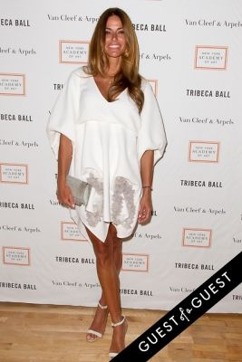 kelly kiloren-bensimon in NY Academy of Art's Tribeca Ball to Honor Peter Brant 2015