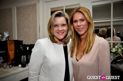 kelly mccormick in Vogue and Net-A-Porter 12-12-12 Party