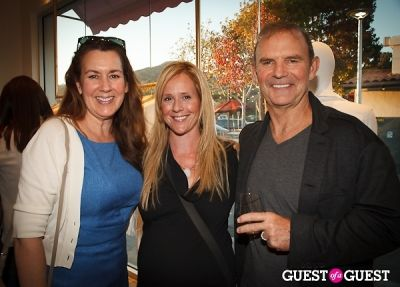 casey earnest in Calypso St. Barth's October Malibu Boutique Celebration