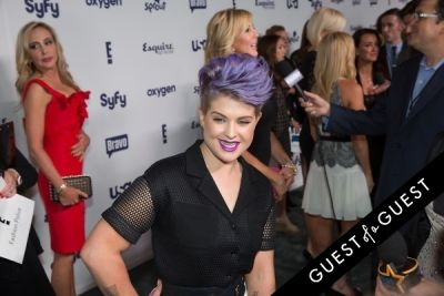 kelly osbourne in NBCUniversal Cable Entertainment Upfront