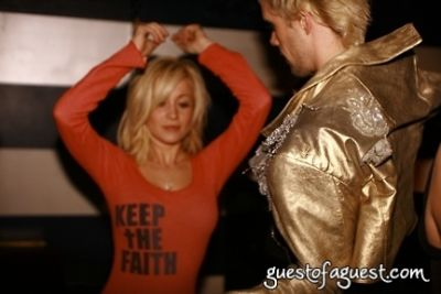 kelly pickler in Trovata Afterparty FW2009