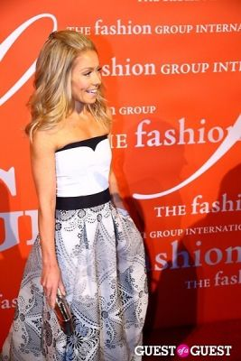 kelly ripa in The Fashion Group International 29th Annual Night of Stars: DREAMCATCHERS