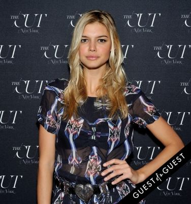 kelly rohrbach in The Cut - New York Magazine Fashion Week Party
