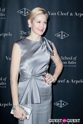 kelly rutherford in The School of American Ballet Winter Ball: A Night in the Far East