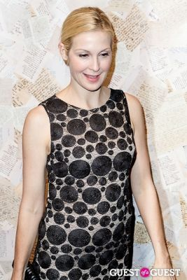 kelly rutherford in Alice and Olivia Presentation