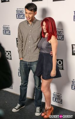 kelly sry in 6th Annual 'Teens for Jeans' Star Studded Event