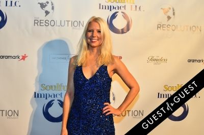 kelsey overby in The 2015 Resolve Gala Benefiting The Resolution Project