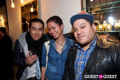neky romero in Scotch & Soda Launch Party