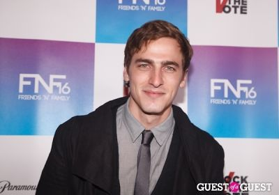kendall schmidt in Friends 'N' Family Pre-Grammy Party