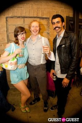 brett herman in NYLON Magazine And Sebastian Party at Studio DNA