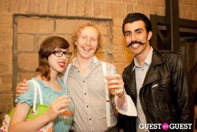kendalle fiasco in NYLON Magazine And Sebastian Party at Studio DNA