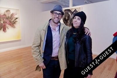 kendra dacey in ART Now: PeterGronquis The Great Escape opening