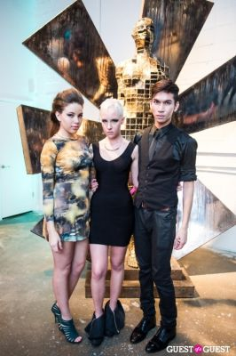 jacqueline foss in Celebrity Hairstylist Dusan Grante and Eve Monica's Birthday Soirée