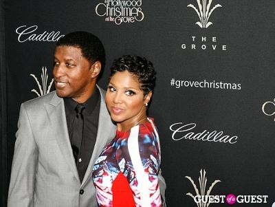kenny edmonds in The Grove's 11th Annual Christmas Tree Lighting Spectacular Presented by Citi