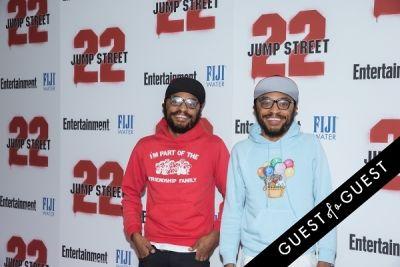 kenny lucas in 22 Jump Street Premiere