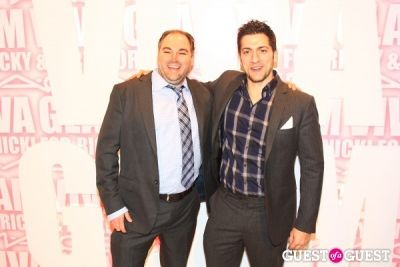 kenny santucci in MAC Viva Glam Launch with Nicki Minaj and Ricky Martin