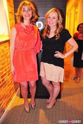 lauren pomponio in NPR's WHCD Friday Night Spin Party