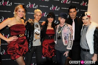 rocco leo-gaglioti in Dots Styles & Beats Launch Party