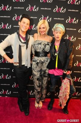 keri vignola-ingvarsson in Dots Styles & Beats/Fashion Alchemist Party