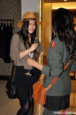 razia sahi in Saks Fifth Avenue and Whitney Museum of American Art Host Cocktails for Emerging Designers