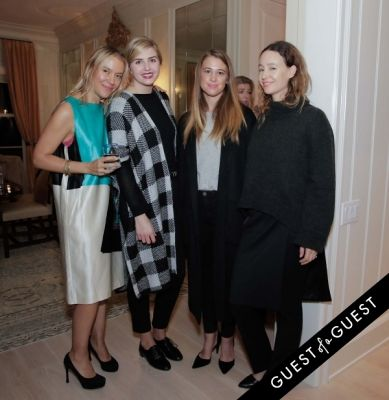 kerrilynn pamer in CAP Beauty + Jenni Kayne Dinner