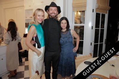 scott linde in CAP Beauty + Jenni Kayne Dinner