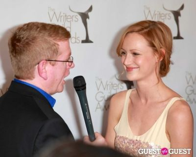 kerry bishe in 2013 Writers Guild Awards L.A. Ceremony